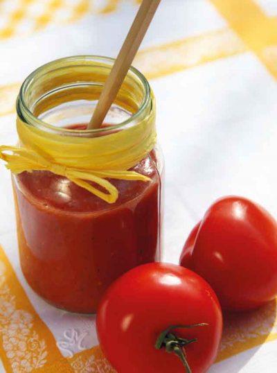 Ketchup pure raw
